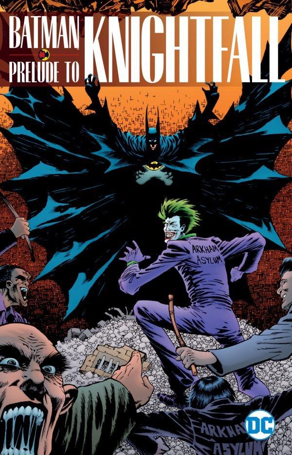Batman: Prelude to Knightfall TP