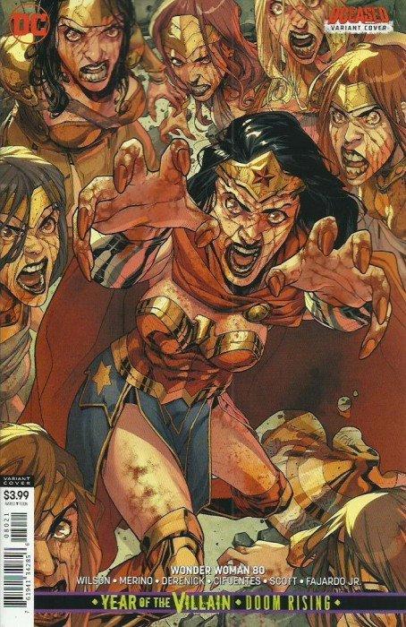 Wonder Woman #80