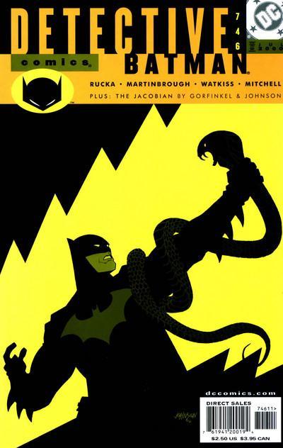 Detective Comics #746
