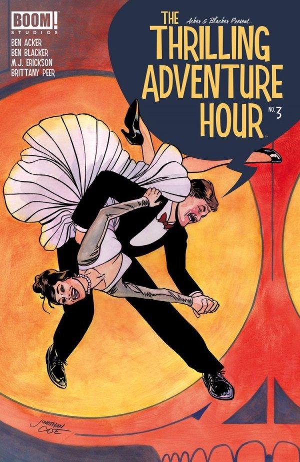 Thrilling Adventure Hour #3