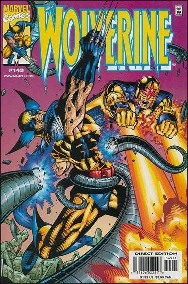 Wolverine #149