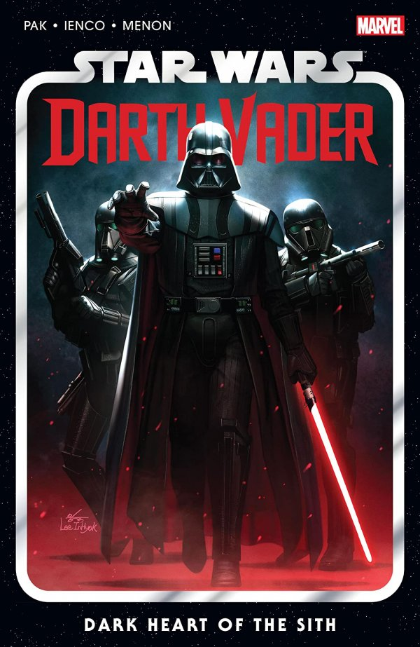 Star Wars: Darth Vader by Greg Pak Vol. 1 - Dark Heart of the Sith TP