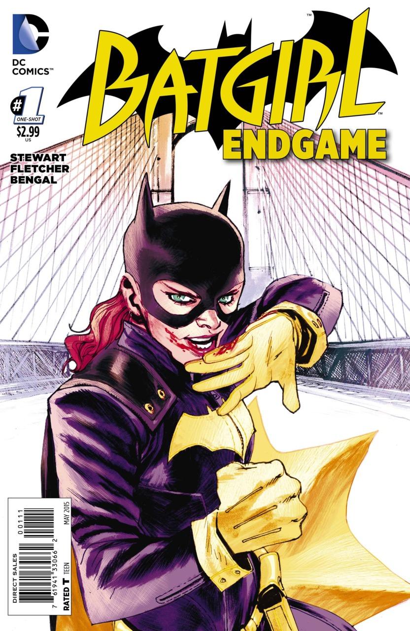 Batgirl: Endgame #1