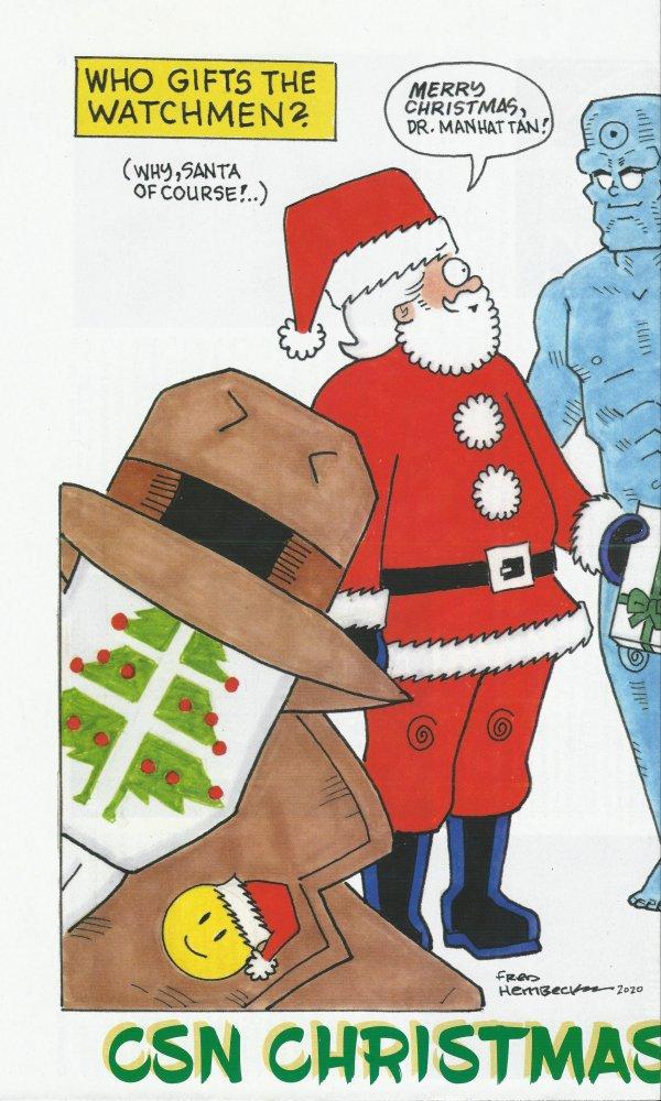 Comic Shop News #2020 Christmas Special