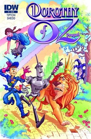 Dorothy of Oz Prequel #1