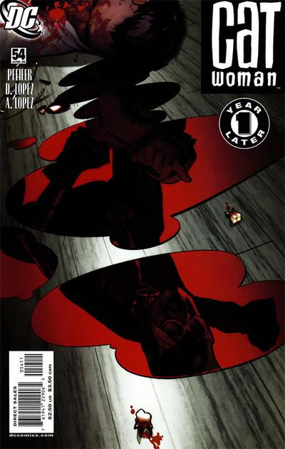 Catwoman #54