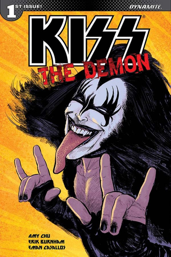 KISS: The Demon #1