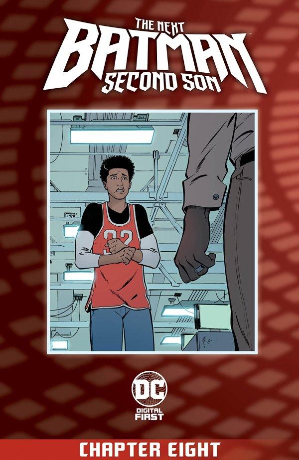The Next Batman: Second Son Chapter #8