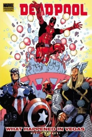 Deadpool Vol. 5: What Happened In Vegas HC