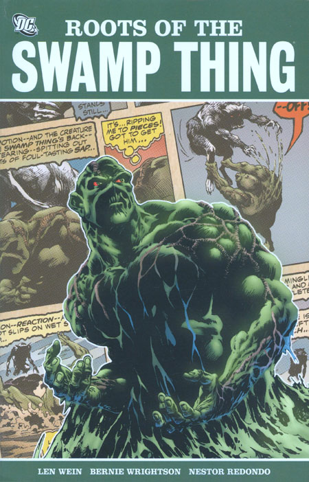 Roots of the Swamp Thing TP