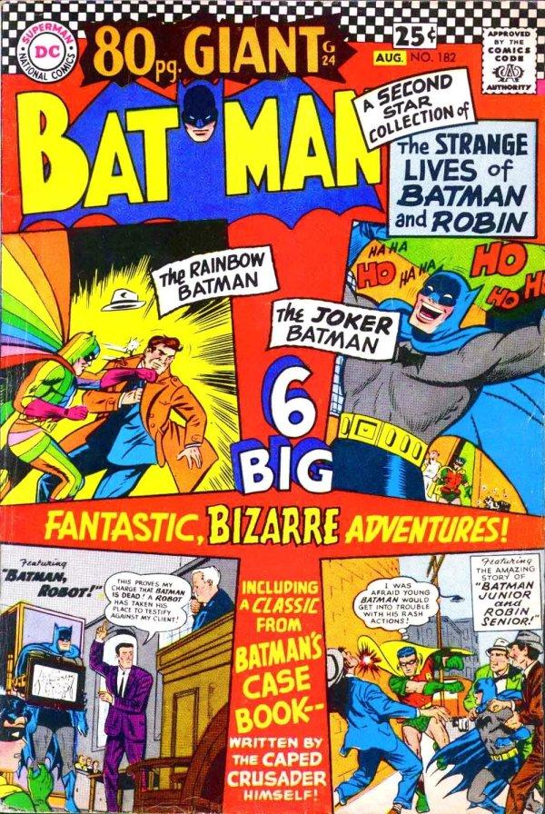 Batman #182