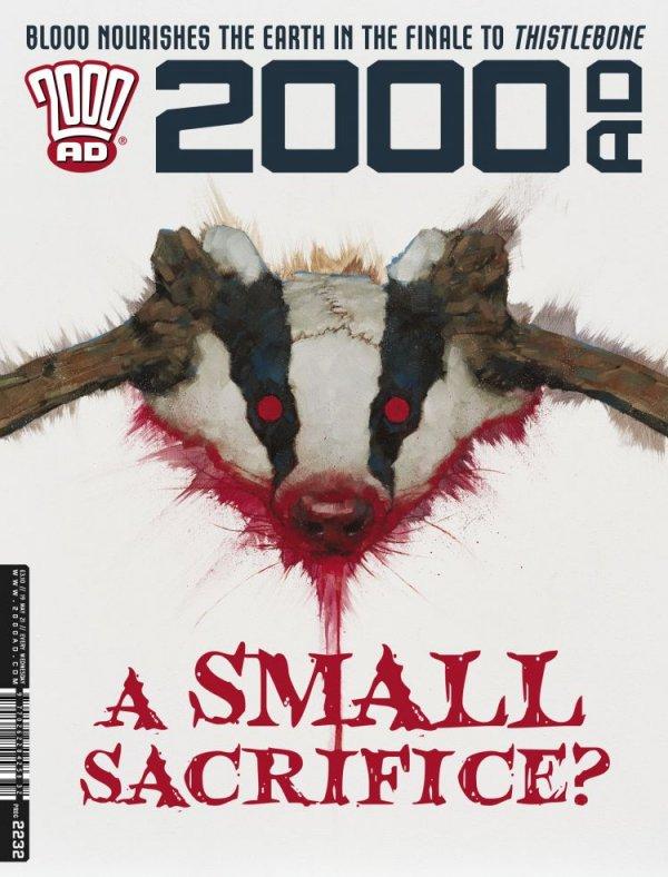 2000 AD #2232
