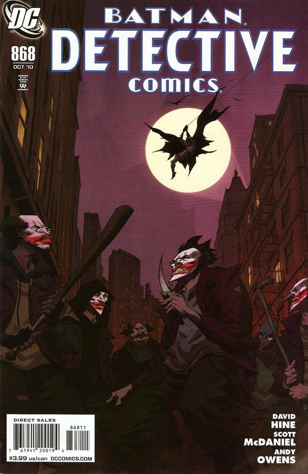 Detective Comics #868