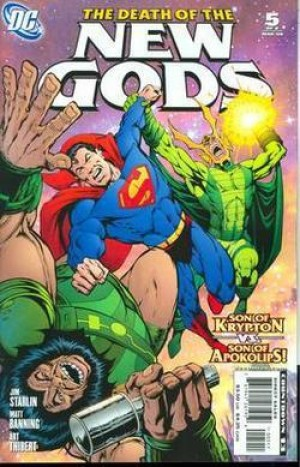The Death of the New Gods #5