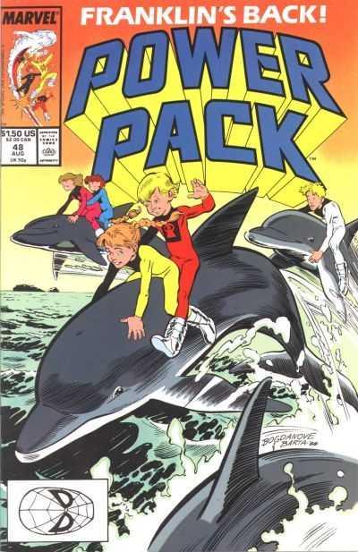 Power Pack #48