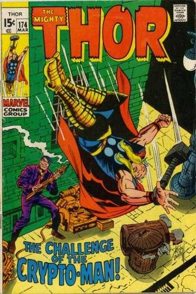 The Mighty Thor #174