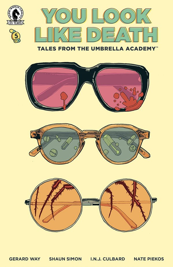 You Look Like Death: Tales From The Umbrella Academy #5