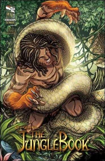 Grimm Fairy Tales Presents The Jungle Book #4
