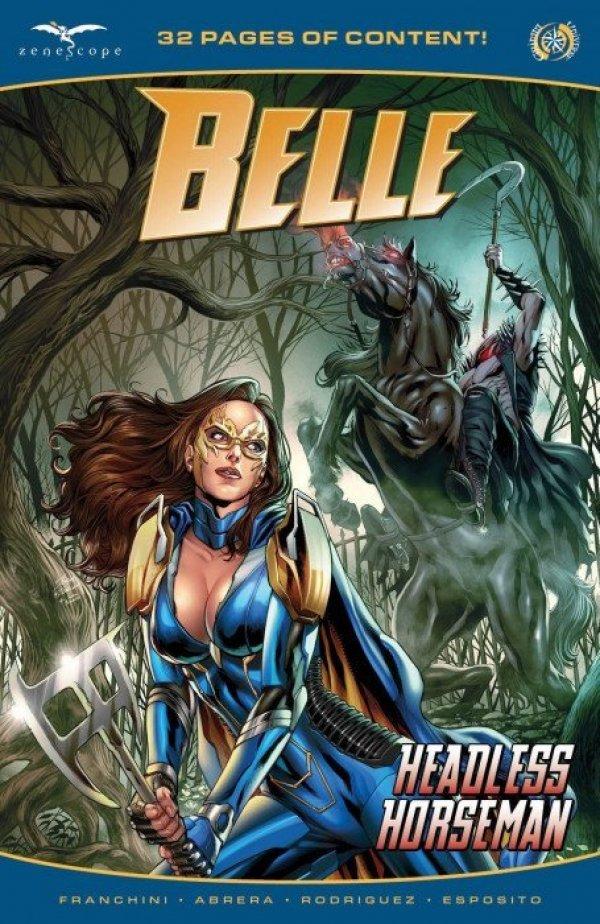 Belle: Headless Horseman #1