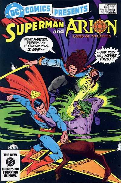 DC Comics Presents #75