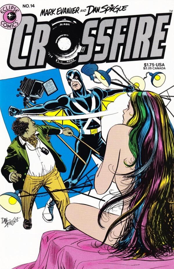 Crossfire #14