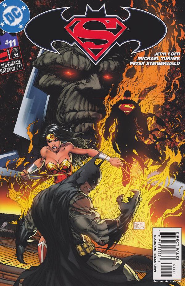Superman / Batman #11