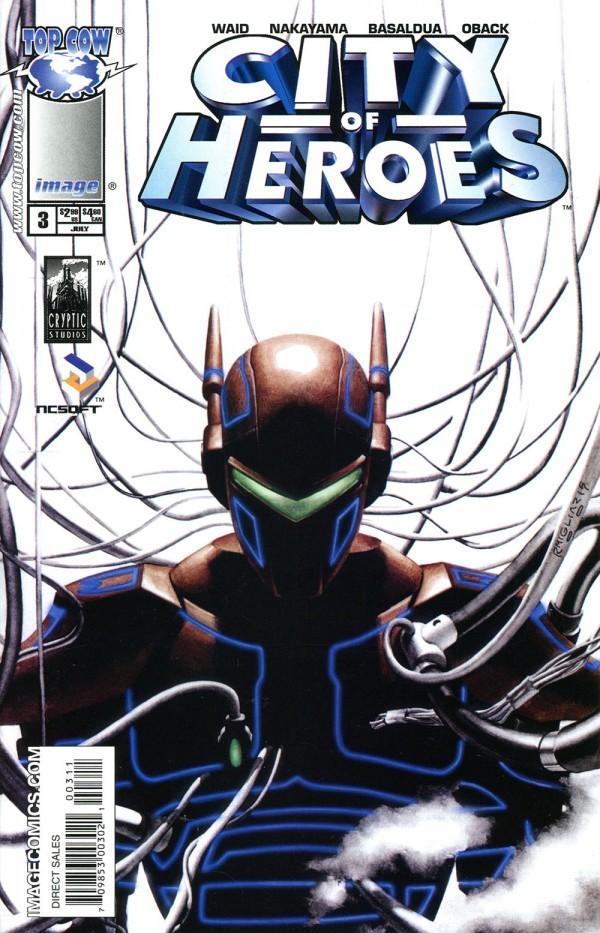 City of Heroes #3