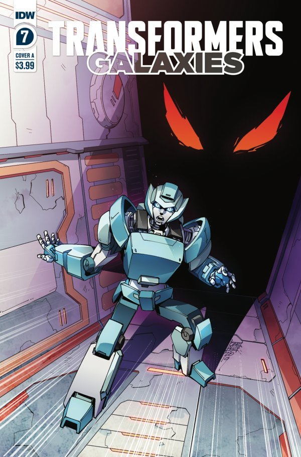 Transformers: Galaxies #7 review