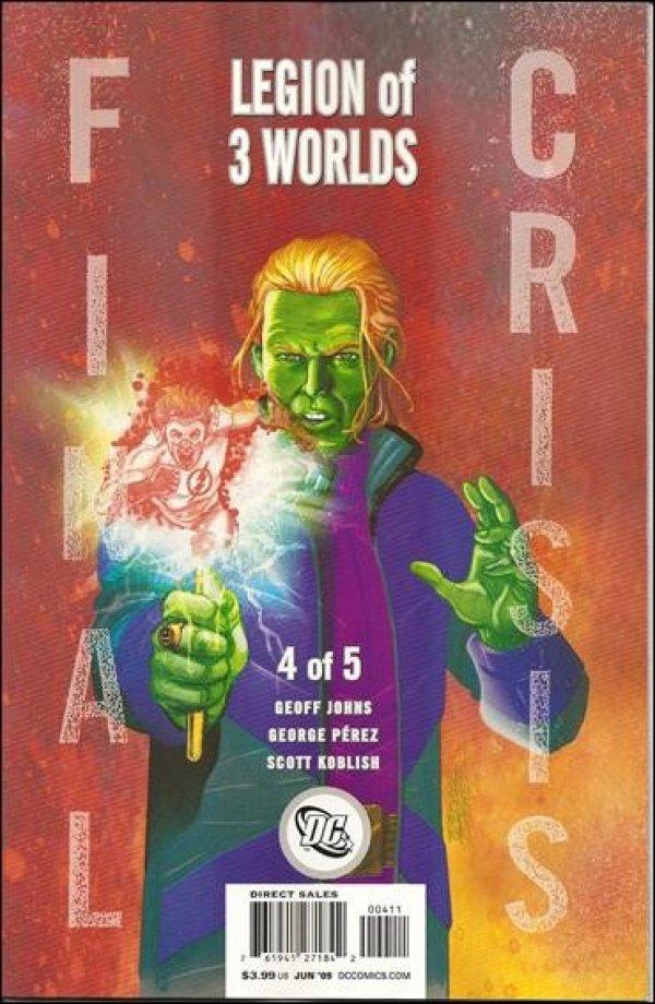 Final Crisis: Legion of 3 Worlds #4