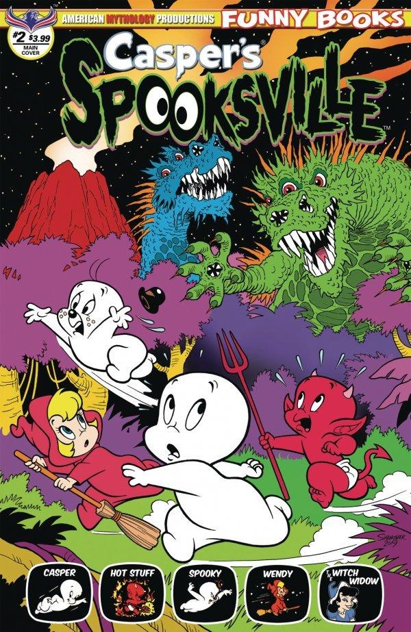 Casper's Spooksville #2