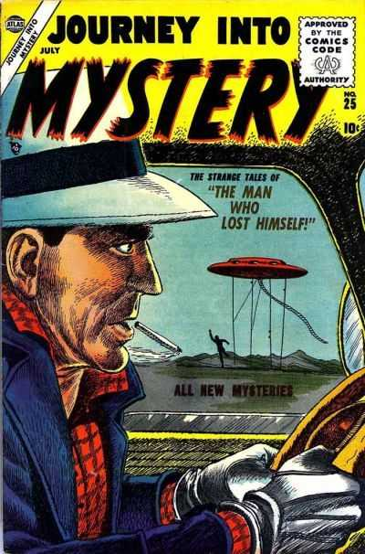 Journey into Mystery #25