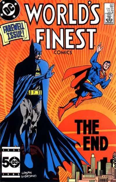 World's Finest Comics #323