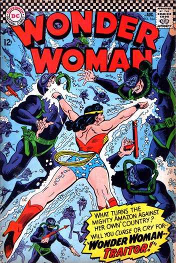 Wonder Woman #164