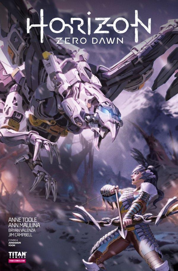Horizon Zero Dawn #2 review