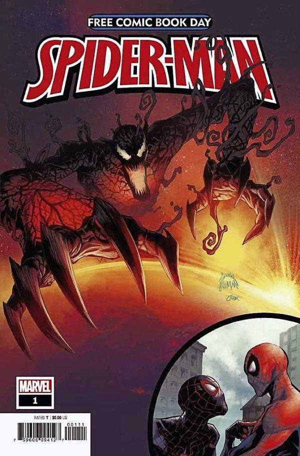 Free Comic Book Day 2019: Spider-Man/Venom #1