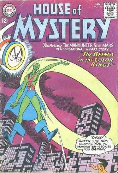 House of Mystery #148