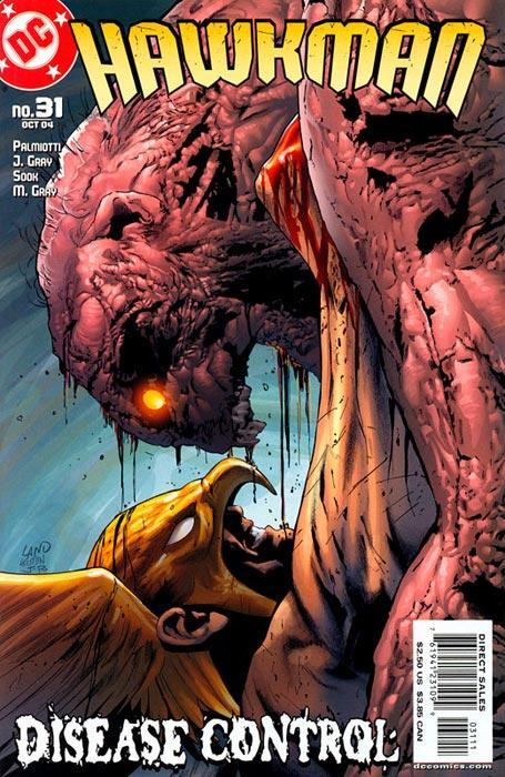 Hawkman #31