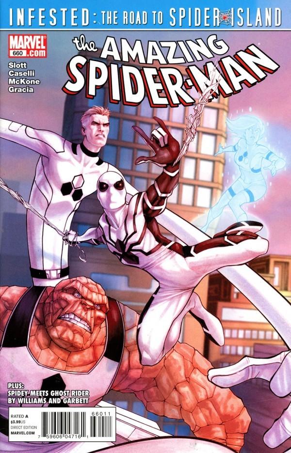 The Amazing Spider-Man #660