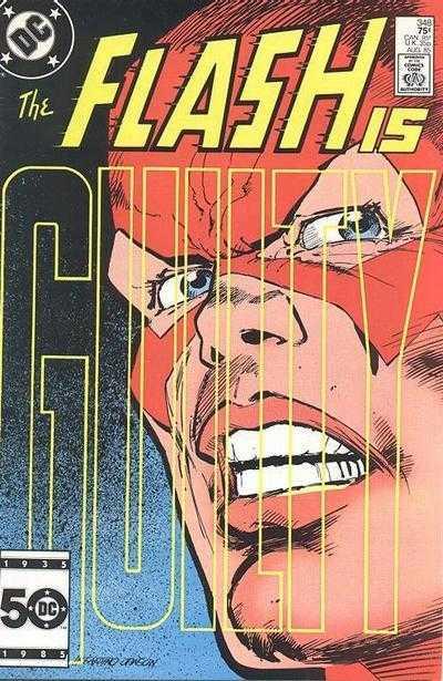 The Flash #348