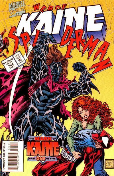 Web of Spider-Man #124