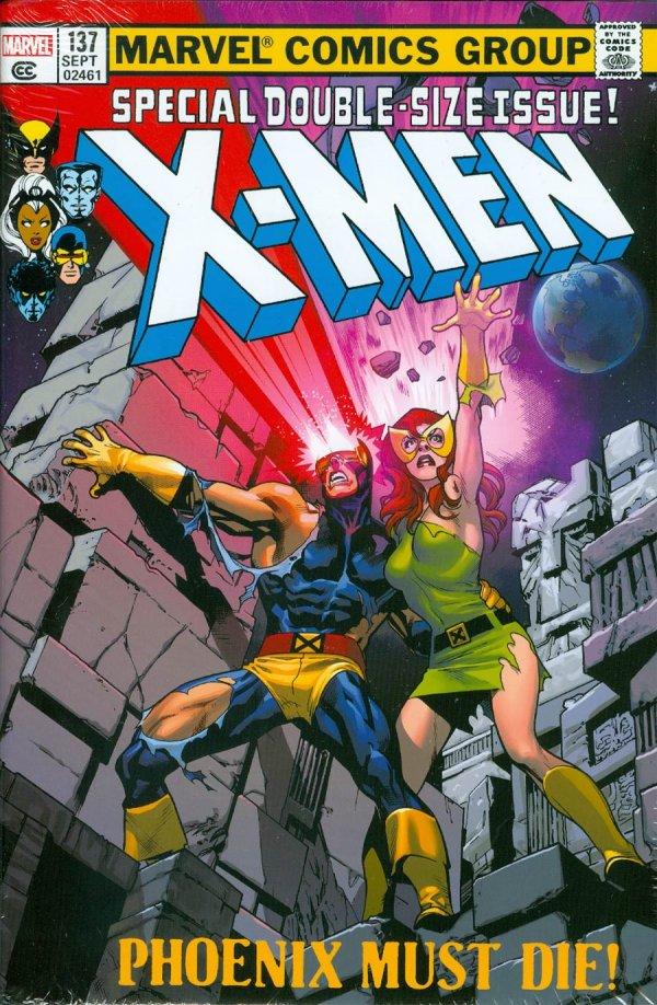 Uncanny X-Men Omnibus Vol. 2 HC