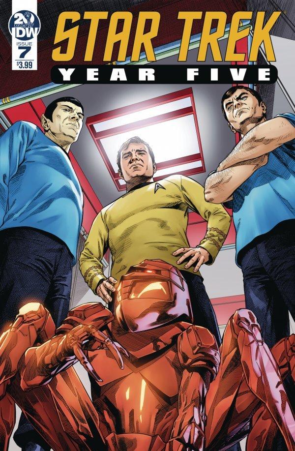 Star Trek: Year Five #7