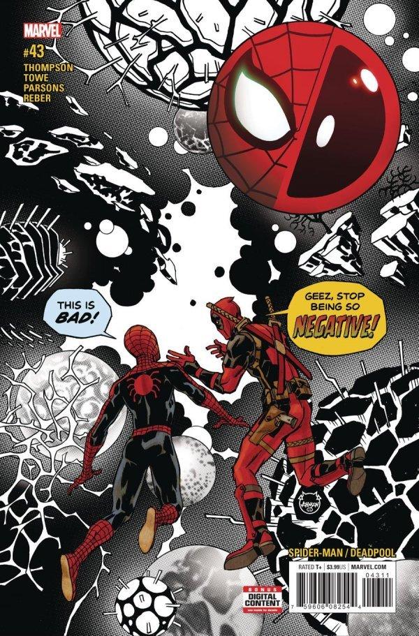 Spider-Man / Deadpool #43