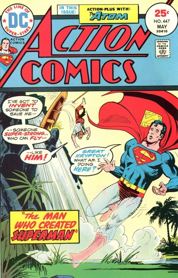 Action Comics #447