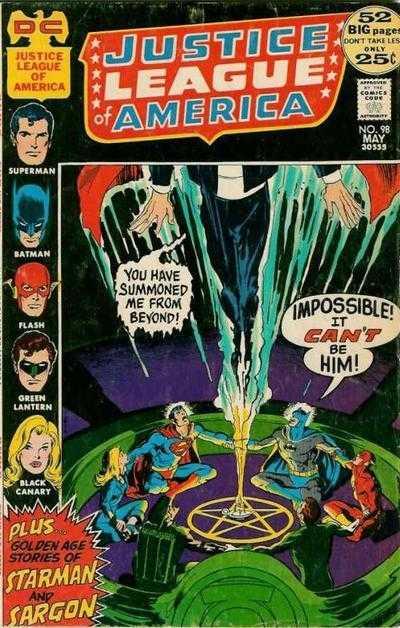Justice League of America #98