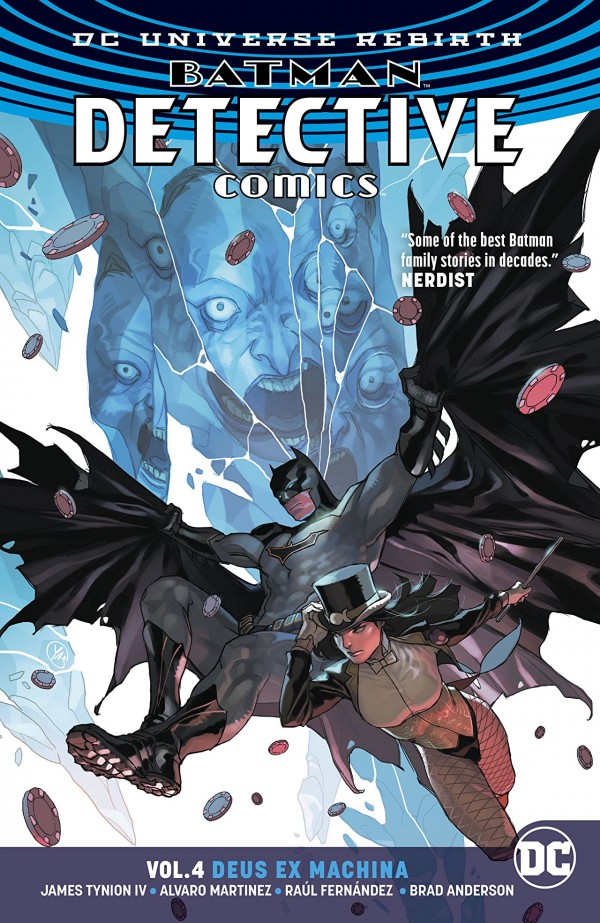 Batman: Detective Comics Vol. 4: Deus Ex Machina TP