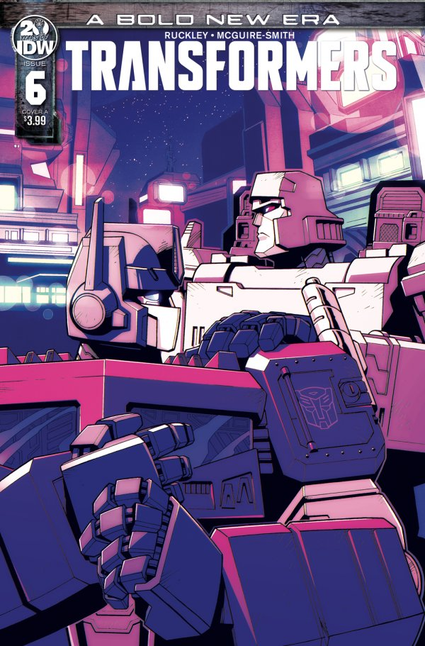 The Transformers #6