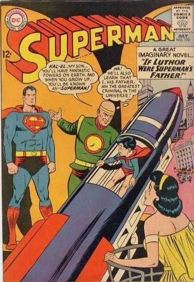 Superman #170