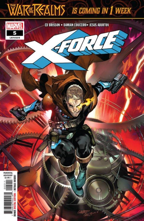 X-Force #5