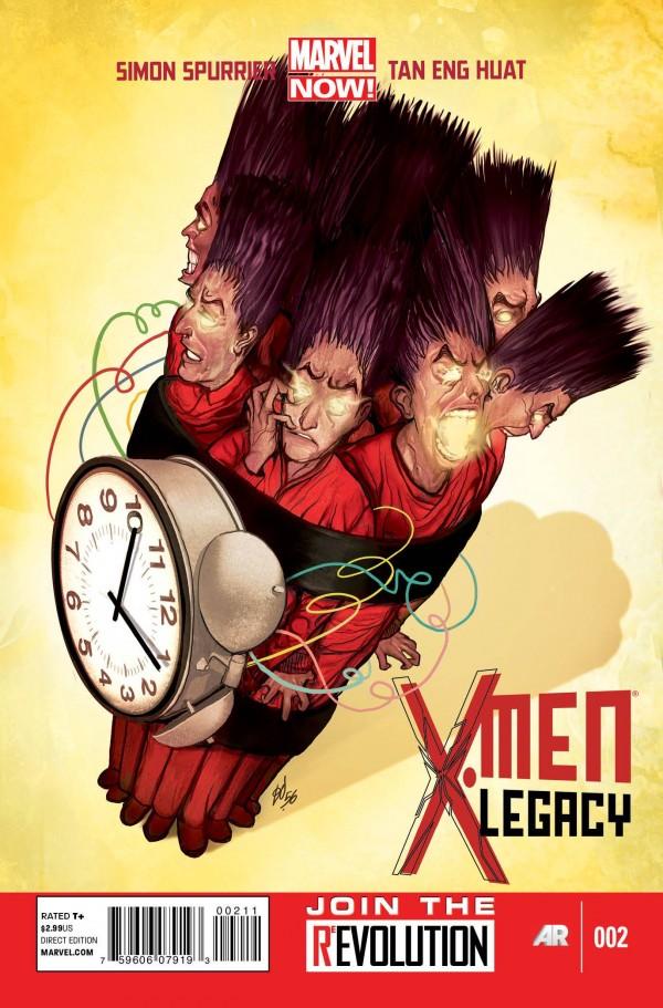 X-Men: Legacy #2
